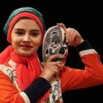 تینا عبدی بازیگر جوان سریال آنام درگذشت + فیلم