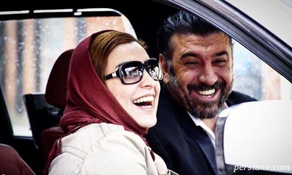 ماشین لاکچری علی انصاریان