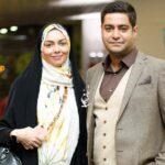 سلفی جدید آزاده نامداری مجری ممنوع التصویر در رستوران