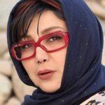 سحر قریشی در ماشین بهنوش بختیاری بازیگر جنجالی