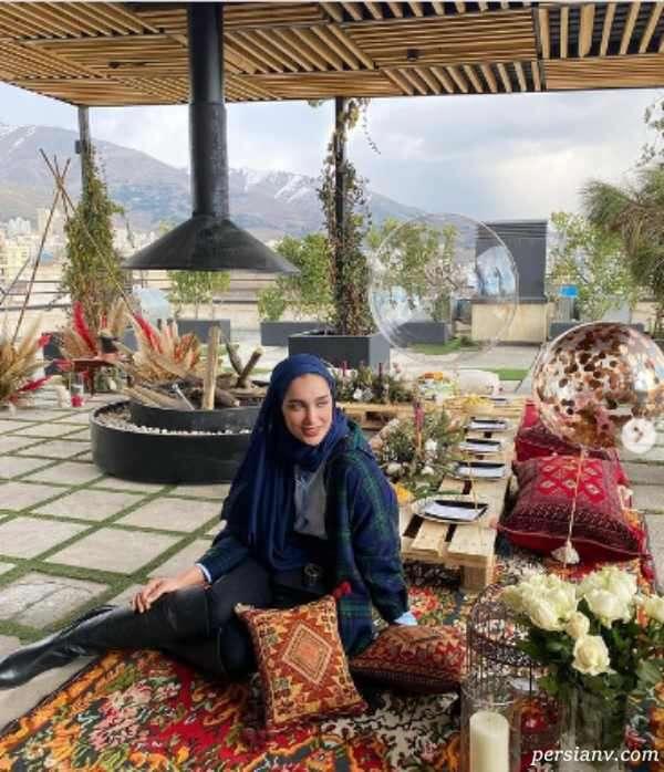 تولد آناشید حسینی