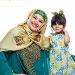 تبریک تولد ۷ سالگی دختر ملیکا زارعی مجری معروف