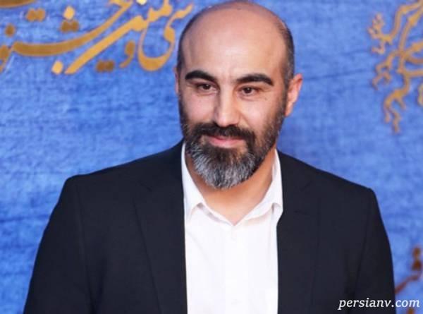 گریم متفاوت محسن تنابنده و معتمدآریا در فیلم روزی روزگاری در آبادان
