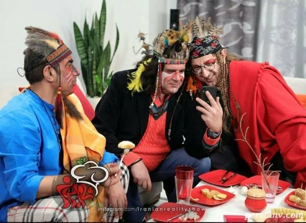 تم بازیگران شام ایرانی