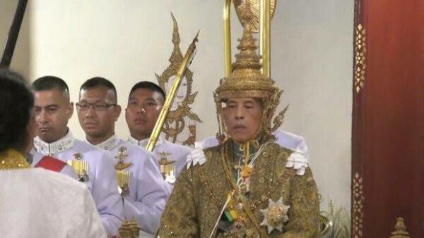 شاه کشور تایلند