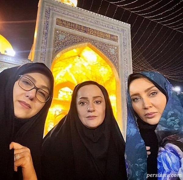 نعیمه نظام دوست در مشهد