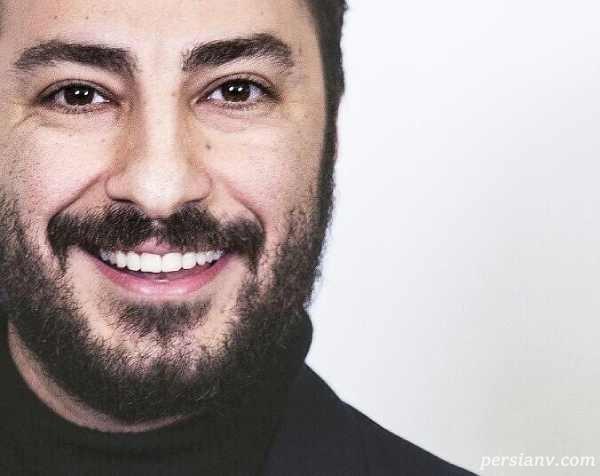 بازیگر سریال قورباغه نوید محمدزاده و پدر و مادرش در کنار هم