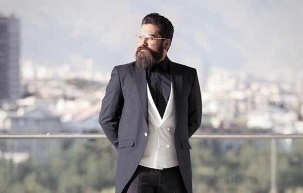 عکس جدید از علی زند وکیلی با ظاهری جدید