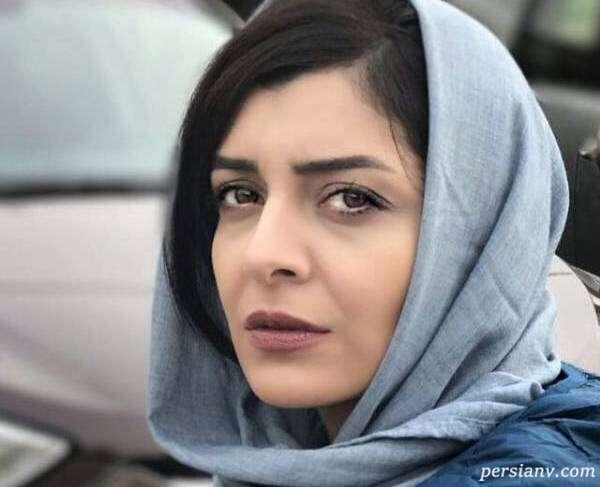تبریک تولد ساره بیات برای دوران خواهر زاده عزیزش