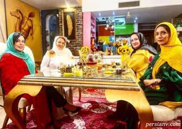 قسمت های شام ایرانی