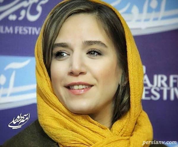 گریم ستاره پسیانی برای فیلم شهاب حسینی در جشنواره فجر