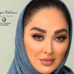 جدیدترین عکس الهام حمیدی بازیگر در کابین خلبان