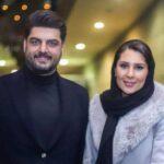 خرید سیسمونی سام درخشانی با همسر و فرزندش برسام