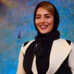 ست لباس و عکس عاشقانه سمانه پاکدل و همسرش هادی کاظمی