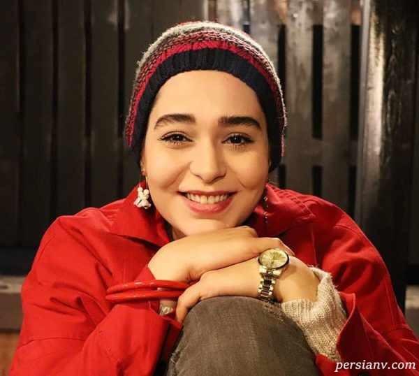 سانیا سالاری بازیگر گیسو
