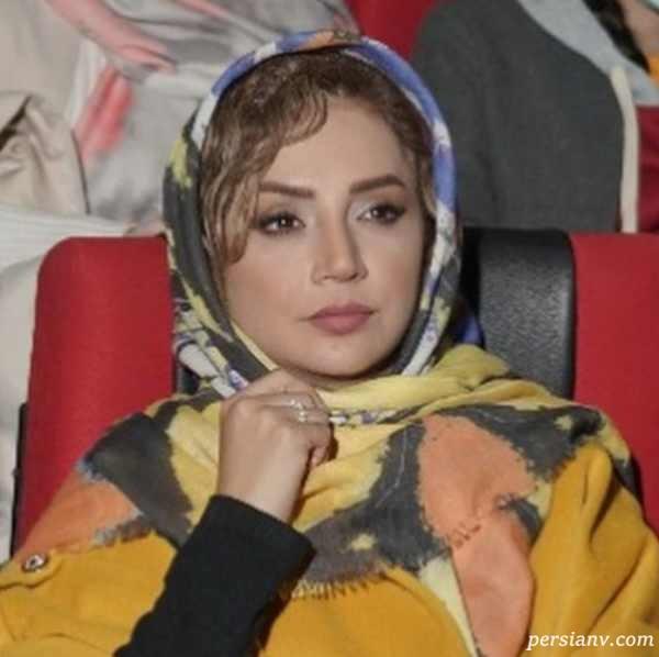 چهره جدید شبنم قلی خانی
