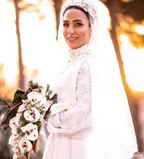 لباس عروس سوگل طهماسبی