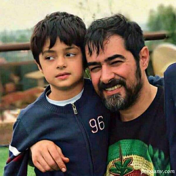 فرزند شهاب حسینی