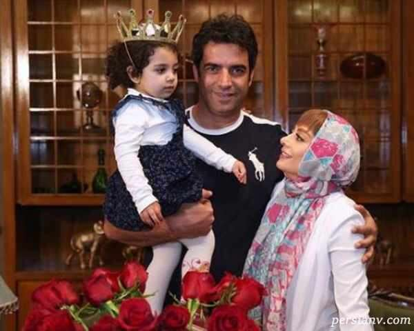 غذای ویژه منوچهر هادی و یکتا ناصر در رستوران لاکچری