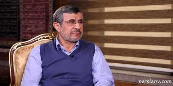 واکنش محمود احمدی نژاد به عکسش با ساشا سبحانی