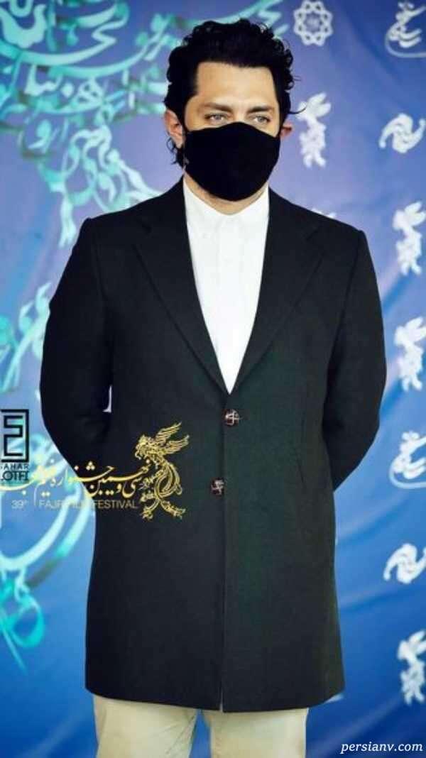 بهرام رادان در جشنواره فیلم فجر