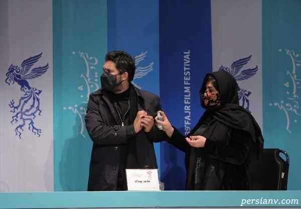باران کوثری در جشنواره فیلم فجر