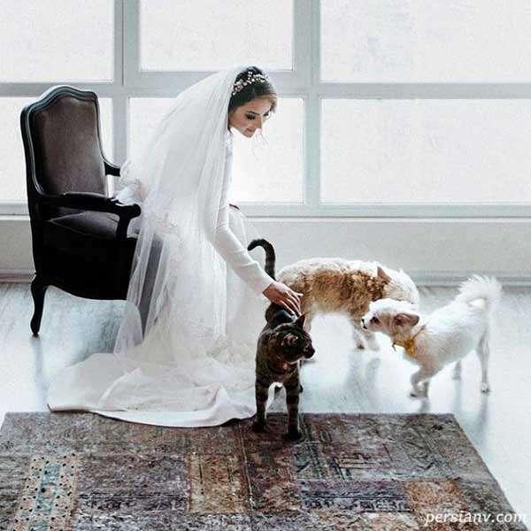 عروسی میترا ابراهیمی