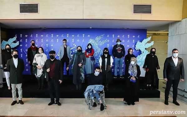 گلاره عباسی در جشنواره فیلم فجر
