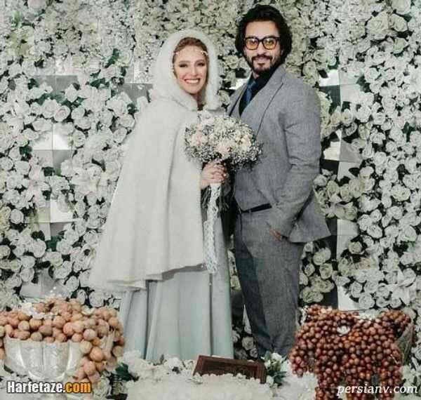 ازدواج بازیگر زن