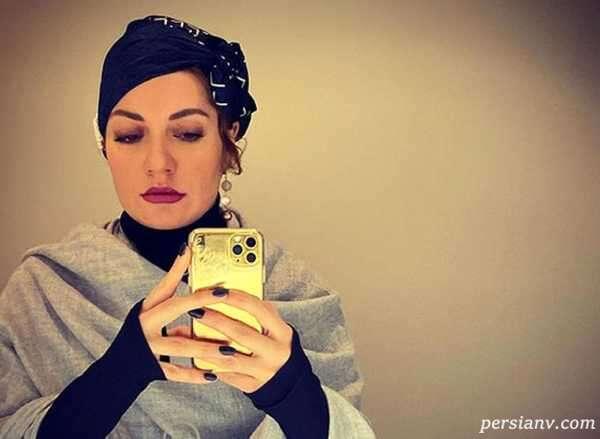 مهناز افشار عکس نوجوانی اش را منتشر کرد و نوشت : خیلی تغییر کردم