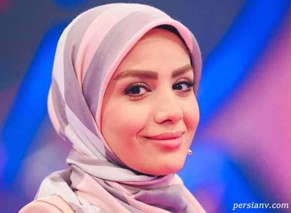 ازدواج مبینا نصیری مجری خوش چهره تلویزیون با مهدی توتونچی