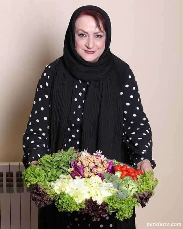 مریم امیرجلالی هنرپیشه ایرانی