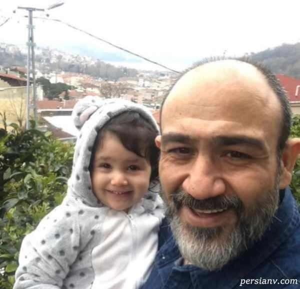 پدر دختری مهران غفوریان
