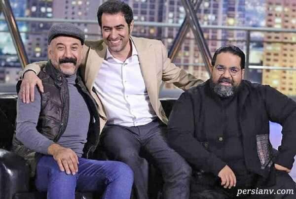 مهمان شهاب حسینی