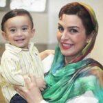 تبریک روز مادر از زبان پسر ماه چهره خلیلی پرواز