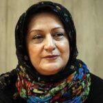 تابلو فرش زیبا از تصویر مریم امیرجلالی هدیه به خانم بازیگر