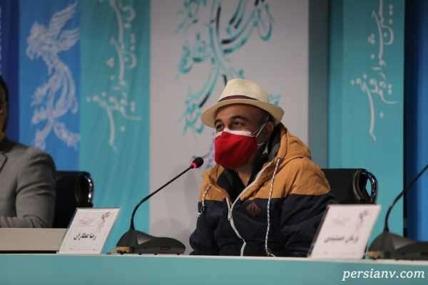 شوخی های رضا عطاران با ژاله صامتی در جشنواره فیلم فجر