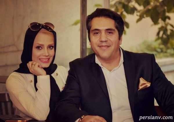 پوشش صبا راد مجری مهاجرت کرده پس از بازگشت به ایران