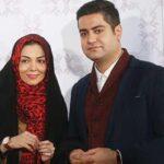 جشن تولد سجاد عبادی همسر آزاده نامداری و یک عکس خانوادگی