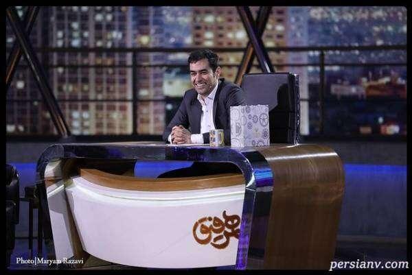شهاب حسینی و نیما رئیسی