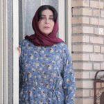 تیپ ساده سیمین بانوی سینمای ایران , خانم معتمد آریا در جشنواره فجر