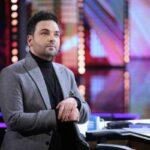 یک عکس خاص از احسان علیخانی و خواننده معروف