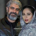 چهره جدید مهدی پاکدل در کنار همسرش رعنا آزادی ور