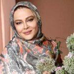 ویدئو بهاره رهنما و تبریک روز مادر به مادرش پروین قائم مقامی
