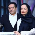 تبریک روز مرد نسرین نصرتی با انتشار تصویر همسر و دخترش