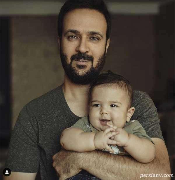 احمد مهرانفر و پسرش نیک