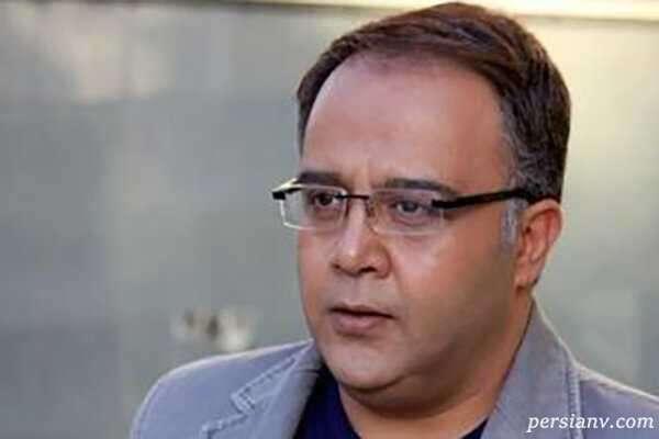 پست غم انگیز همسر علی ابوالحسنی بازیگر برای اولین سالگرد فوت همسرش