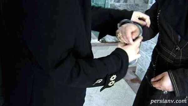 دستگیری زن جوان شیرازی سارق با ناخن های عجیب