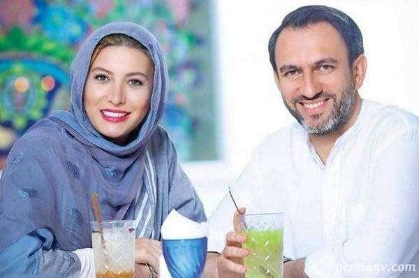 چهره فریبا نادری بازیگر ستایش قبل و بعد از آرایش