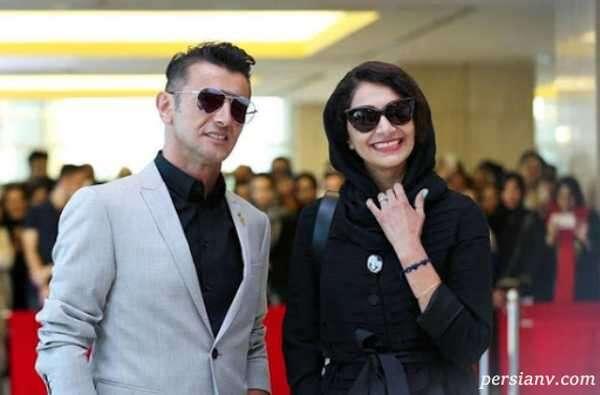 زوج معروف بازیگر